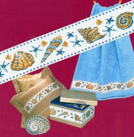 Схема вышивания - Орнамент