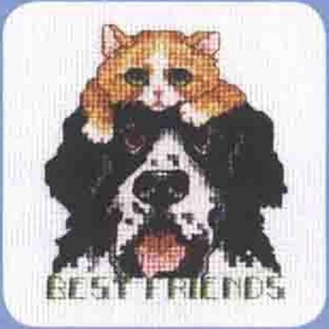 крестом - Лучшие друзья