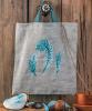 Схема вышивания крестом - Узор для сумки или кошелька